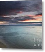 Sunrise In Paradise Metal Print