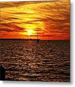 Sunset Xxxii Metal Print