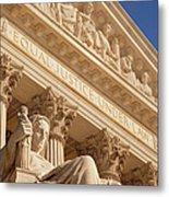 Supreme Court Metal Print
