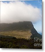 Table Mountain National Park Metal Print by Fabrizio Troiani