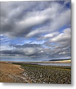 Taw Torridge Estuary Metal Print