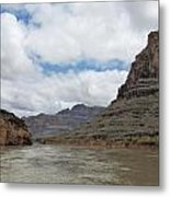 The Colorado River-a Grand Canyon Perspective II Metal Print