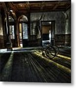 The Home Metal Print
