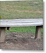 The Resting Place Metal Print