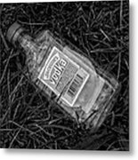 The Romance Of Alcohol  Metal Print