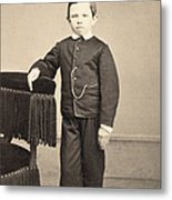 Thomas Tad Lincoln Metal Print