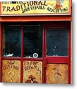 Traditional Ireland Metal Print