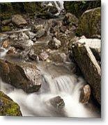 Unnamed Waterfall Along South Tongass Metal Print