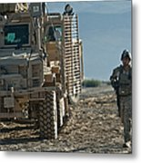 U.s. Air Force Joint Terminal Attack Metal Print
