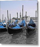 Venice 2 Metal Print