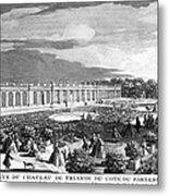 Versailles: Grand Trianon Metal Print