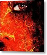 Watchful Spirit Metal Print