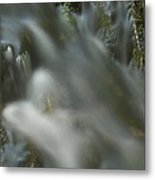 Water Movement Detail 15 Metal Print