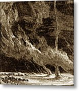Whirlwinds, 1873 Metal Print