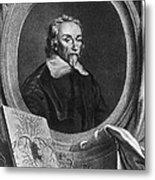 William Harvey, English Physician Metal Print