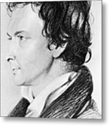 William Hazlitt (1778-1830) Metal Print