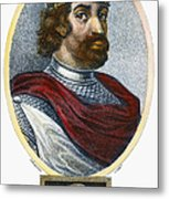 William II (1056-1100) Metal Print