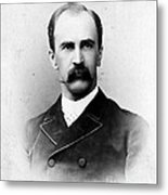 William Osler, Canadian Physician Metal Print