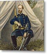 William Tecumseh Sherman Metal Print