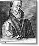 William Tyndale (1492?-1536) Metal Print