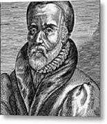 William Tyndale Metal Print