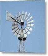 Windmill II Metal Print
