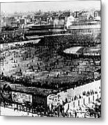 World Series, 1903 Metal Print