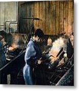 World War I: Women Workers Metal Print