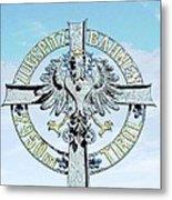 Zugspitz Bahnen Garmisch  Metal Print