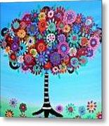 Tree Of Life Metal Print
