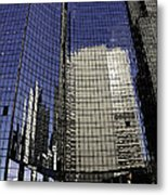Chicago Architecture Metal Print