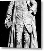 Voltaire (1694-1778) Metal Print by Granger