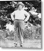 William Howard Taft Metal Print