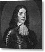 William Penn (1644-1718) Metal Print
