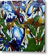 Divineflowers Metal Print