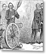Andrew Johnson (1808-1875) Metal Print