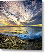 Point Peron Wa Metal Print by Imagevixen Photography