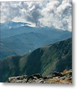 12610 On Top Of New Hampshire Metal Print