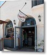 Old Town San Diego Metal Print