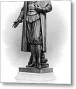Roger Williams (1603-1683) Metal Print