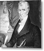 William Henry Harrison Metal Print