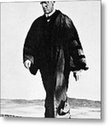 Woodrow Wilson (1856-1924) Metal Print