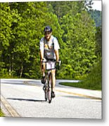 Bicycle Ride Across Georgia Metal Print