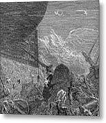 Coleridge: Ancient Mariner Metal Print