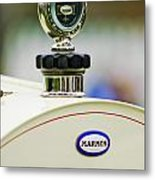 1914 Marmon 41 Speedster Hood Ornament Metal Print