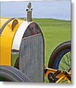 1914 Mercer Model 45 Race Car Grille Metal Print