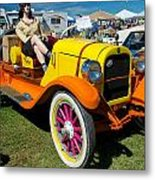 1915 Speedster Metal Print