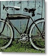 1919 Indian Bike Metal Print