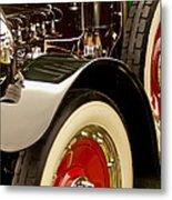 1919 Mcfarlan Type 125 Touring Engine Metal Print