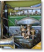 1919 Stutz Bearcat Special Engine Metal Print